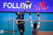 گزارش بازی والیبال ایران و آمریکا/ ایران 0 آمریکا 3