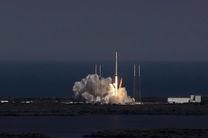 ناسا تقویت کننده موشک SLS را با موفقیت آزمایش کرد