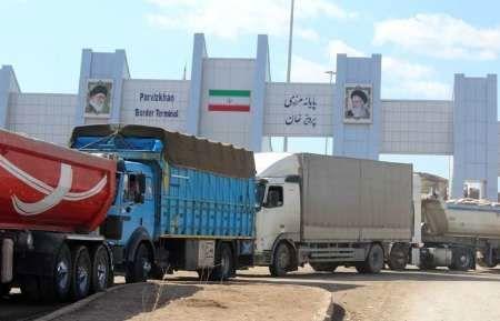 مرز خسروی میزبان قدم های زائرین اربعین حسینی