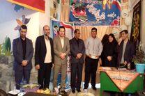 مربیان، قهرمانان و مدال آوران لرستانی مسابقات ورزشی جهانی و پاراآسیایی معلولان تجلیل شدند