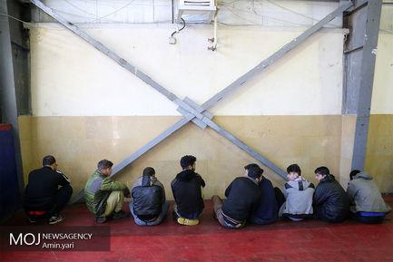 پنجمین مرحله اجرای طرح ارتقای امنیت و آرامش