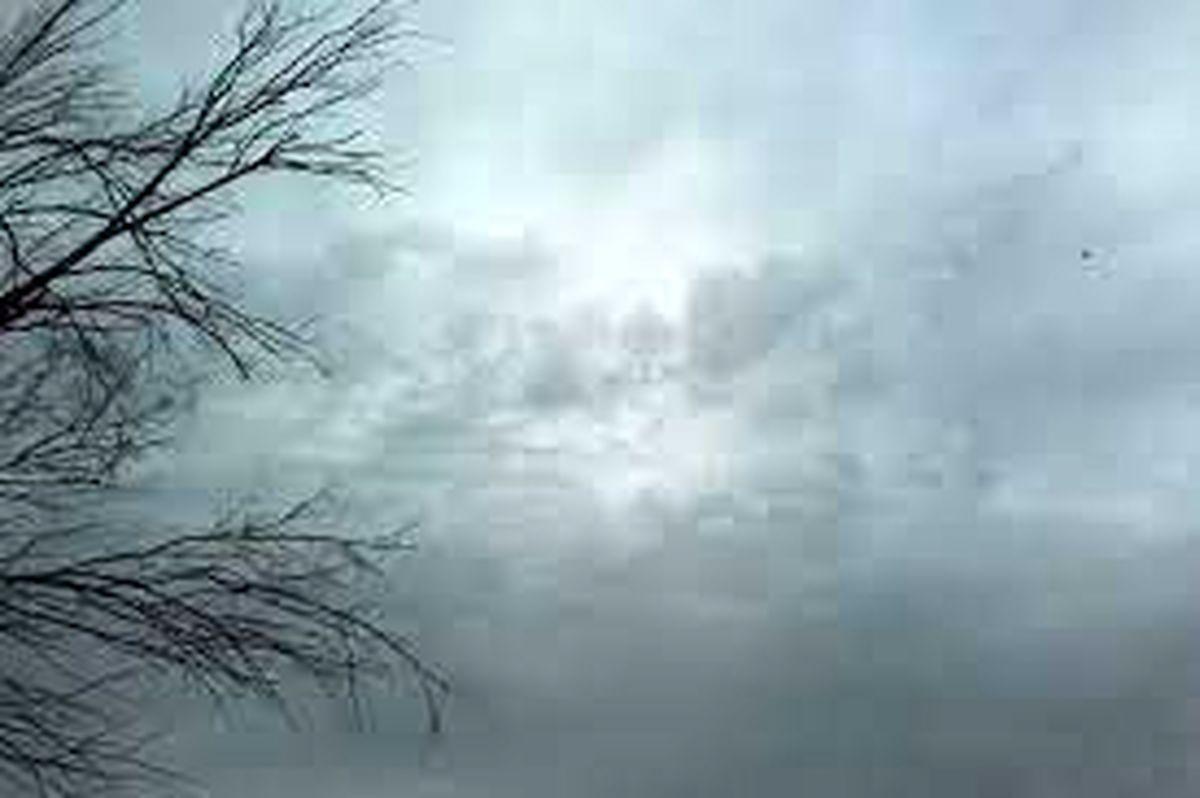 احتمال رگبار پراکنده باران در ارتفاعات هرمزگان