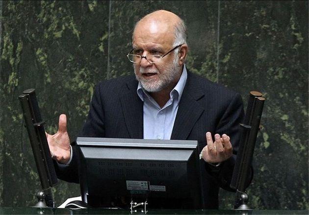 زنگنه: قرارداد با توتال برای ایران امنیتزا است
