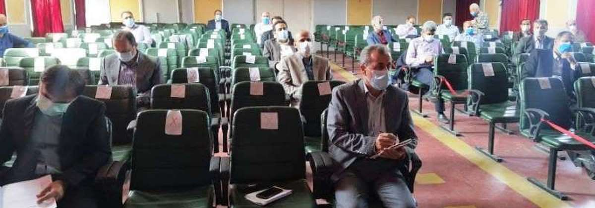 برگزاری دومین جلسه شورای فرهنگی اداره کل منابع طبیعی و آبخیزداری مازندران – نوشهر