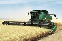 برداشت 12 هزار تن گندم از مزارع جوانرود طی سال جاری