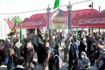 ارسال 12 کانکس برای موکب امامزاده زینب جهت پذیرایی از زائران  اربعین حسینی