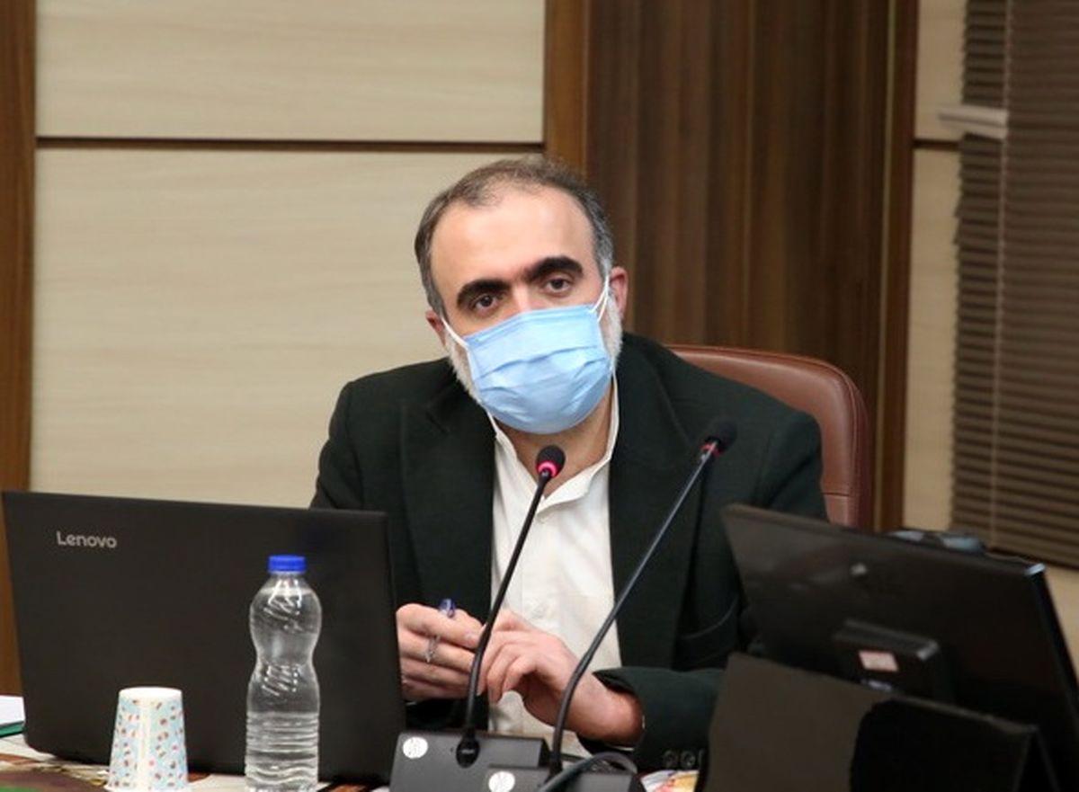 ابلاغ ساختاربرنامهها و پروژه های جدید وزارت صمت