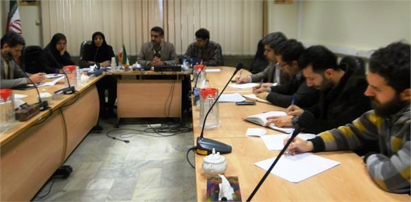 سومین جلسه استانی کمیته طرح روستا تعاون تشکیل شد