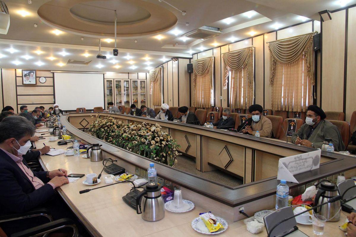 تشکیل کارگروه تسهیل برای پیگیری و تحقق شعار سال در سازمان جهاد کشاورزی مصوب شد