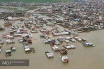 احتمال وقوع سیل در کردستان