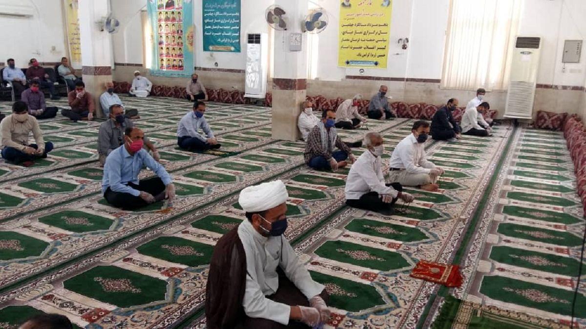برگزاری نماز عید سعید فطر در بندرعباس