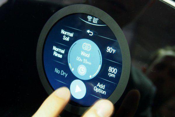 طراحی ماشین لباسشویی بدون لرزش و صدا با فناوری سنتوم
