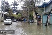 احتمال وقوع سیلاب ناگهانی در گلستان
