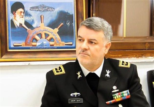 پیشرفتهای نظامی نیروی دریایی ارتش کم نظیر است