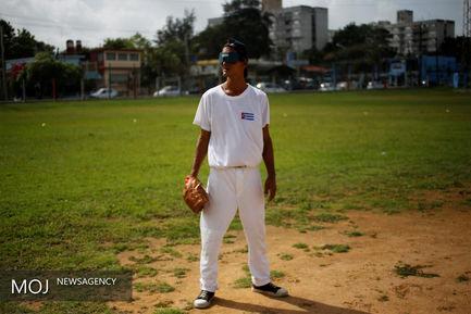 بیس بال نابینایان در کوبا