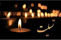 پیام تسلیت مدیر امور حوزه مدیرعامل و روابط عمومی بانک سینا به مناسبت درگذشت خبرنگاران حوزه محیط زیست