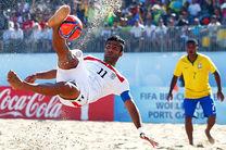 تیم ملی فوتبال ساحلی ایران به مصاف عمان می رود