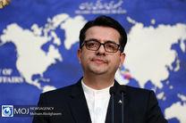 ایران برنامهای برای مذاکره با مقامات دولتی آمریکا ندارد