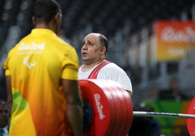 علی صادقزاده  از دور رقابتهای جهانی حذف شد