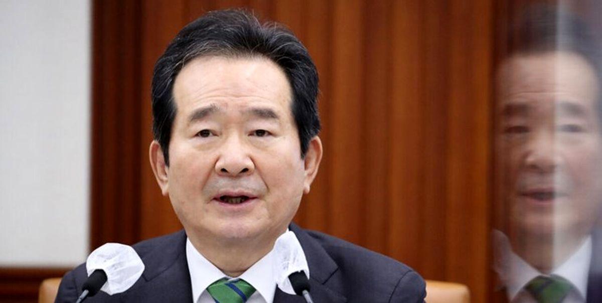 نخستوزیر کره جنوبی به ایران سفر کرد