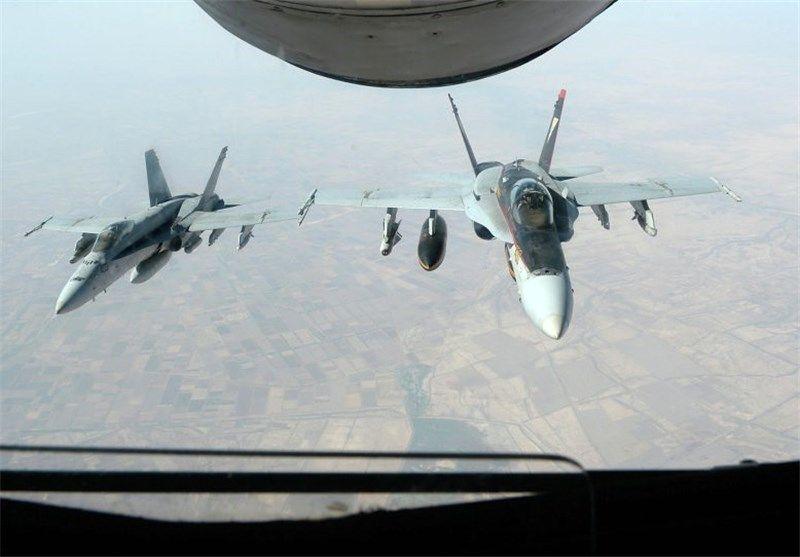 جلوگیری از فرود هواپیماهای نظامی آمریکا در خاک عراق