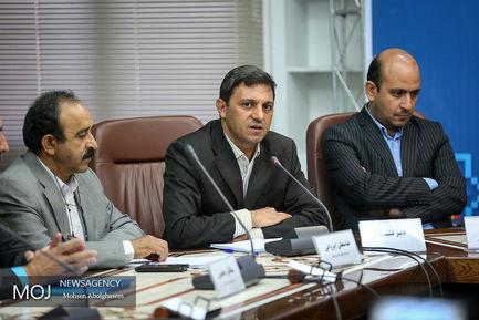 نشست خبری معاون وزیر صنعت ، معدن و تجارت