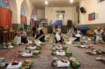 اهداء 300 بسته معیشتی توسط پایگاه بسیج مسجد برکت محله پاچنار اصفهان