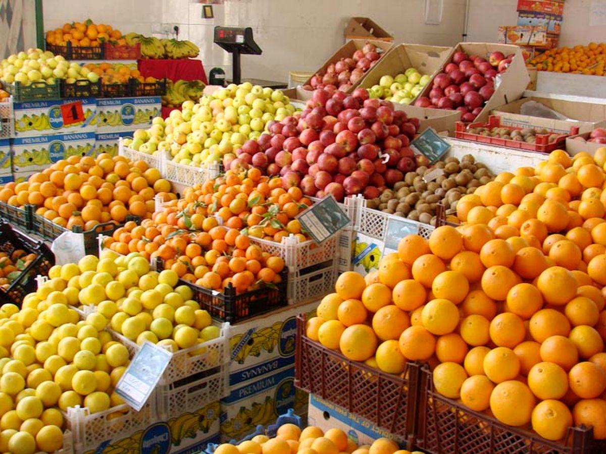 ذخیره سازی میوه شب عید در خراسان رضوی
