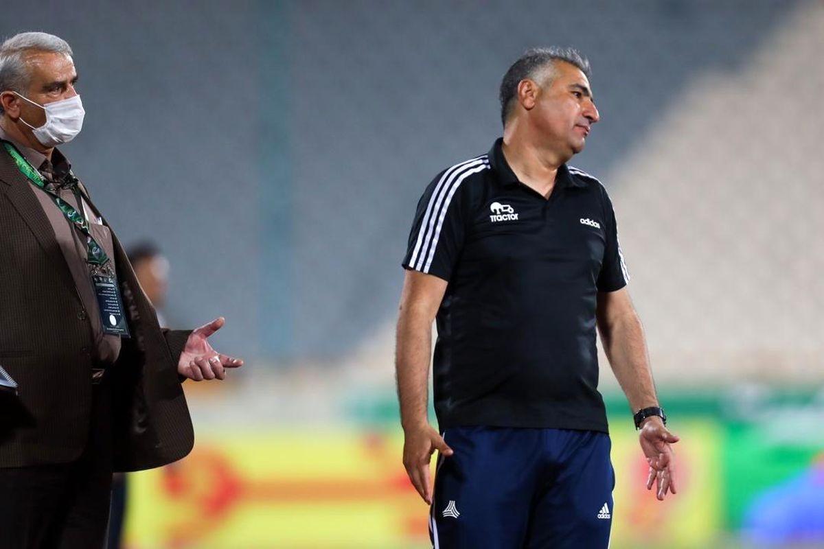 اظهارات ساکت الهامی در خصوص مذاکره با مدیران باشگاه استقلال