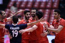لیگ جهانی والیبال و مسابقه انتخابی جام جهانی در امنیت کامل برگزار میشود