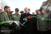 افتتاح نمایشگاه دستاوردهای بهداری نیروی زمینی سپاه