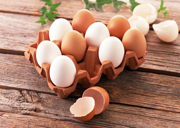 قیمت تخم مرغ ۵۳.۷ درصد افزایش یافت