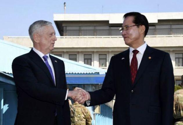 تا خلع سلاح هسته ای فشار به پیونگ یانگ را ادامه می دهیم