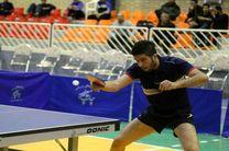 متین حیدری ورزشکار کردستانی سوم شد