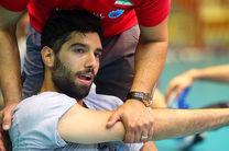 موسوی،  امتیازآورترین بازیکن ایران مقابل لهستان بود