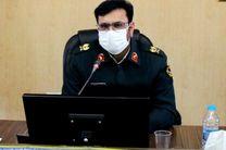 ارتقاء آمادگی پلیس کردستان برای تامین امنیت انتخابات