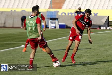 نشست خبری و تمرین تیم ملی فوتبال ایران پیش از دیدار با سوریه