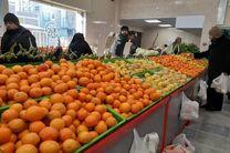 عرضه مستقیم تک محصولی در میادین میوه و تره بار ویژه شب یلدا انجام می شود