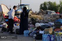 ارسال بیش از 300 تن اقلام ضروری از پایگاه هوایی مهرآباد برای زلزلهزدگان