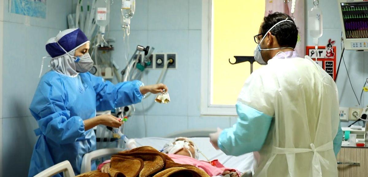 شناسایی 535 بیمار جدید کرونایی در منطقه کاشان / 99 بیمار بستری شدند