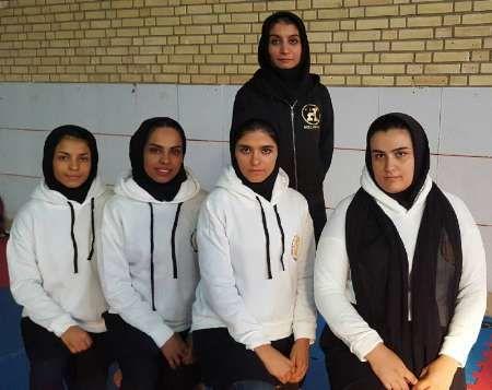 تیم ملی کونگ فو بانوان ایران با چهار ورزشکار شیرازی در مسابقات جهانی حضور دارد