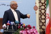 اولین نشست خبری وزیر آموزش و پرورش - ۳۰ شهریور