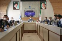 تصویب صورتهای مالی سال 98 شرکت آب و فاضلاب استان قم