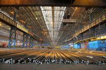 تولید ریل UIC60  برای اولین بار در کشور با همت تلاشگران ذوب آهن اصفهان