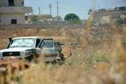 ناکامی تروریست ها در اشغال روستای عین دقنه سوریه