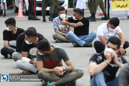 طرح اقتدار پلیس پایتخت - ۲۰ خرداد ۱۳۹۹