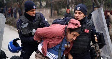 بازداشت بیش از 50 هزار نفر در ترکیه طی 10 ماه گذشته