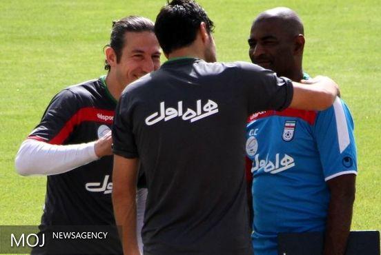 تیموریان و بیکزاده در کمپ تیمهای ملی حضور یافتند