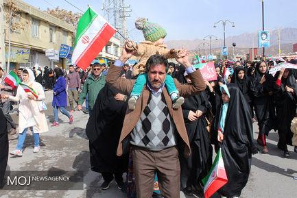 جشن انقلاب اسلامی در یاسوج