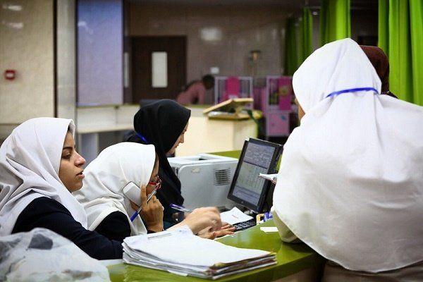 فراهم شدن مقدمات جذب ۱۱ هزار پرستار در سال جدید